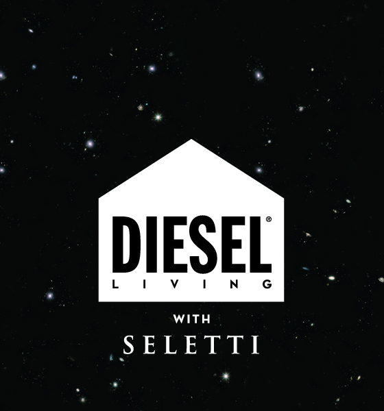 Diesel viviendo con Seletti