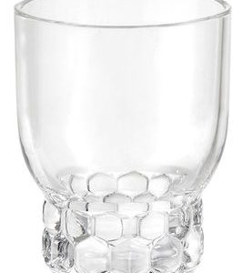 Glass Gelees Familie / Medium - H 13 cm Transparent Kartell Patricia Urquiola 1