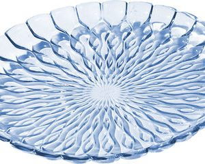 Center Jelly Blue transparent Kartell Patricia Urquiola 1