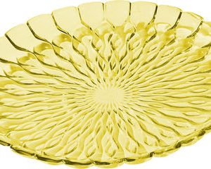 Centerpiece Jelly Transparent yellow Kartell Patricia Urquiola 1
