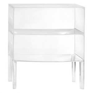 Dresser Ghost Buster Transparent Kartell Philippe Starck | Eugeni Quitllet 1