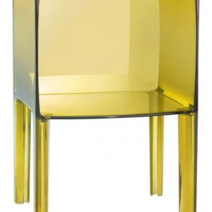 Comodino Small Ghost Buster Giallo Kartell Philippe Starck|Eugeni Quitllet 1