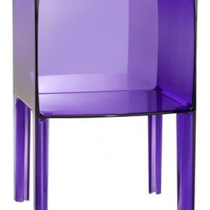 Small Ghost Buster Nacht Lila Kartell Philippe Starck | Eugeni Quitllet 1