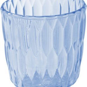 Container for ice Jelly Blue transparent Kartell Patricia Urquiola 1
