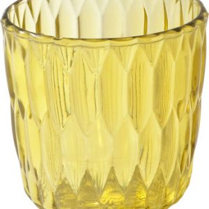Container for ice Jelly Transparent yellow Kartell Patricia Urquiola 1