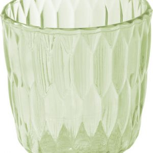 Container for ice Jelly Green transparent Kartell Patricia Urquiola 1