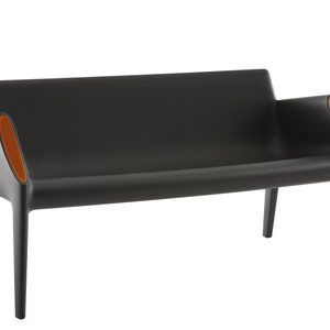 Sofa Magic Hole Orange | Black Kartell Philippe Starck | Eugeni Quitllet 1