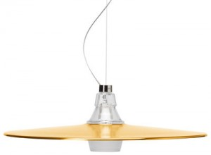 Lampada a sospensione Crash Bronzo Diesel with Foscarini Diesel Creative Team 1
