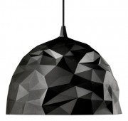 Lampada a sospensione Rock Marrone scuro Diesel with Foscarini Diesel Creative Team 1