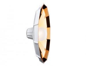 Lampada da parete Mysterio Bianco|Rame Diesel with Foscarini Diesel Creative Team 1