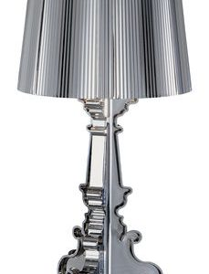 Kartell Bourgie table lamp Chrome Ferruccio Laviani 1