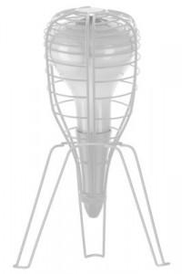 Lampada da tavolo Cage Rocket Bianco Diesel with Foscarini Diesel Creative Team 1