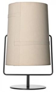 Lampada da tavolo Fork Maxi / H 44 cm Marrone|Avorio Diesel with Foscarini Diesel Creative Team 1