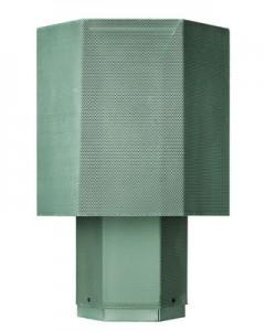 Lampada da tavolo Hexx Verde Diesel with Foscarini Diesel Creative Team 1
