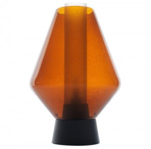 Lampada da tavolo Metal Glass 1 Ambra Diesel with Foscarini Diesel Creative Team 1