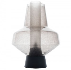 Lampada da tavolo Metal Glass 1 Grigio Diesel with Foscarini Diesel Creative Team 1