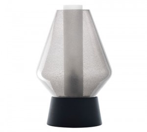 Lampada da tavolo Metal Glass 2 Grigio Diesel with Foscarini Diesel Creative Team 1
