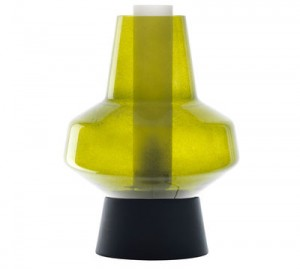 Lampada da tavolo Metal Glass 2 Verde Diesel with Foscarini Diesel Creative Team 1