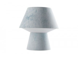 Lampada da tavolo Soft Power Piccola Blu Diesel with Foscarini Diesel Creative Team 1