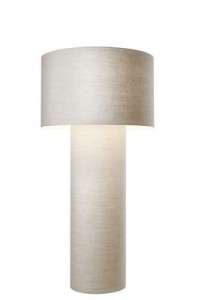 Lampada da terra Pipe Medium H 149 cm Bianco Diesel with Foscarini Diesel Creative Team 1