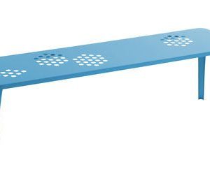 Panca Pattern Blu azzurro Emu Arik Levy 1