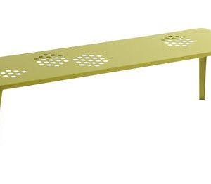 Panca Pattern Verde Emu Arik Levy 1