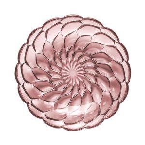 fondo plano jaleas familia de E / S 22 cm Rosa Patricia Urquiola Kartell 1