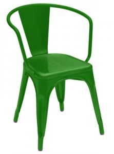Poltrona A56 Verde Tolix Xavier Pauchard 1