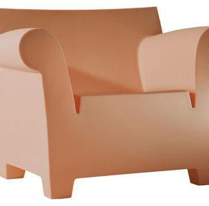 Bubble Club Armchair Sienna Kartell Philippe Starck 1
