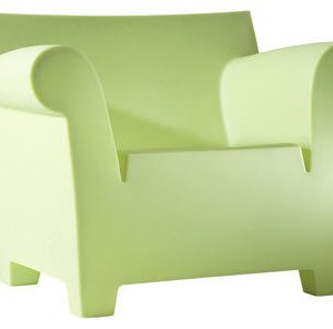 Green Bubble Club Armchair Kartell Philippe Starck 1