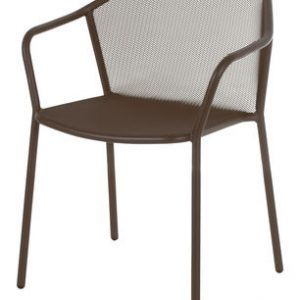 Armchair Darwin Brown Emu Polishes-Pevere 1