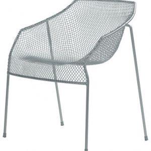 Armchair Aluminium Emu Heaven Jean-Marie Massaud 1