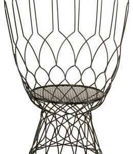 Chair Re-trouvé große Schwarz Emu Patricia Urquiola 1