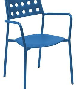 Armchair Shot Blue Emu Christophe Pillet 1