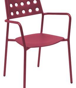 Disparo sillón rojo Emu Christophe Pillet 1