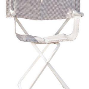 Snooze chair White Emu Alfredo Chiaramonte | Marco Marin 1
