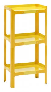 Scaffale Pop S - L 45 x H 91 cm Giallo Tolix Normal Studio 1