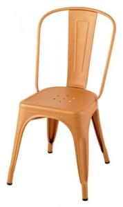 Sedia A Arancione ruggine 3 Tolix Xavier Pauchard 1