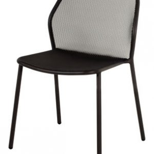 Darwin Chair Black Emu Polishes-Pevere 1