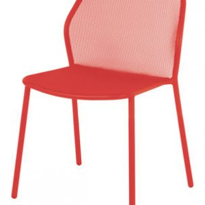 Darwin Chair Red Emu Polishes-Pevere 1