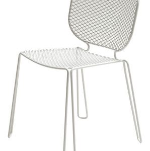 Ivy White Chair Emu Paola Navone 1
