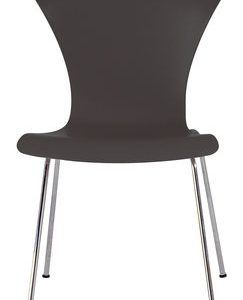 Chair Nihau Anthracite Kartell Vico Magistretti 1