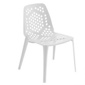 Chair Pattern White Emu Arik Levy 1