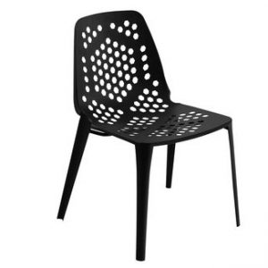 Pattern Chair Black Emu Arik Levy 1