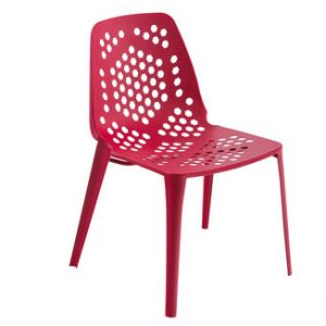 Chair Pattern Red Emu Arik Levy 1