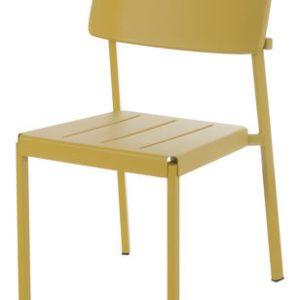 Brilla la silla amarilla mostaza Emu Arik Levy 1