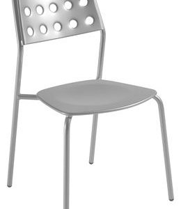 Chair Shot Aluminum Emu Christophe Pillet 1