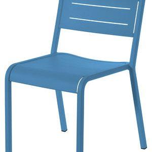 Städtische Stuhl Blau Emu Samuel Wilkinson 1