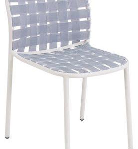 Yard Weiß Stuhl | Grau Emu Stefan Diez 1