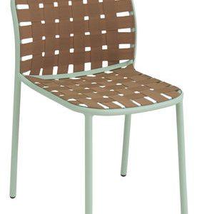 Chair Yard Green | Beige Emu Stefan Diez 1